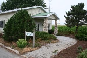 Green Garden Storage