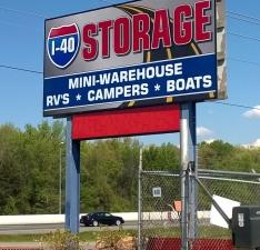 I-40 Storage Inc