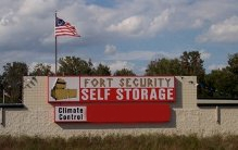 Image of Fort Security Self Storage Facility at 2208 Contractors Way  Fort Wayne, IN
