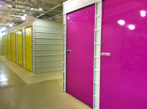 Storio Self Storage, all indoor