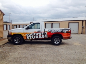 Southwest Storage - East