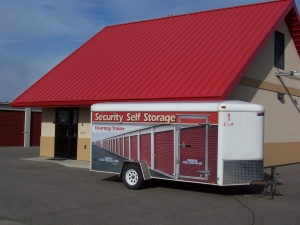 Security Self Storage South