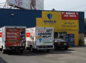 Shield Self Storage Paterson Low Rates Available Now