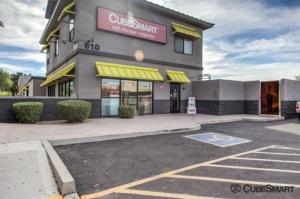 CubeSmart Self Storage - Tempe - 810 South Mcclintock Drive Facility at  810 South Mcclintock Drive, Tempe, AZ