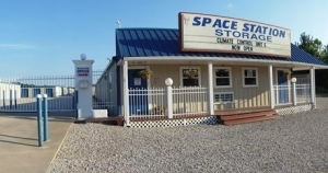 Space Station Storage - Westside