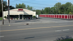 DDS Self Storage Facility at  2100 Oriskany St W, Utica, NY