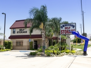 Image of E Street Self Storage Facility on 1723 South E Street  in San Bernardino, CA - View 2