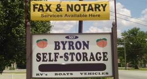 Byron Self Storage