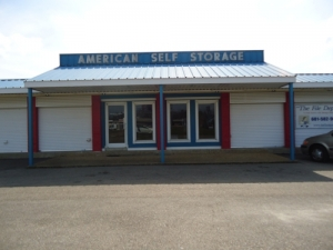 American Self Storage - Hattiesburg - 1110 West Pine Street