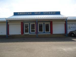 American Self Storage - Hattiesburg - 1110 West Pine Street Facility at  1110 West Pine Street, Hattiesburg, MS