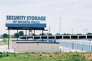 Security Self Storage - Wichita Falls - 2461 Reilly Road