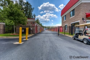 Image of CubeSmart Self Storage - Clinton Facility on 7805 Old Alexandria Ferry Road  in Clinton, MD - View 4