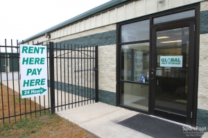 Image of Global Self Storage - Dolton Facility on 14900 Woodlawn Avenue  in Dolton, IL - View 4