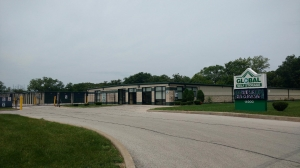 Image of Global Self Storage - Dolton Facility at 14900 Woodlawn Avenue  Dolton, IL