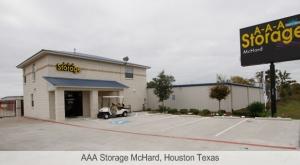 AAA Storage McHard
