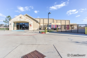 CubeSmart Self Storage - Katy - 6262 Katy-Gaston Road