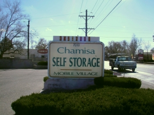 Picture of Chamisa Storage