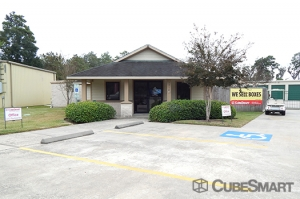 CubeSmart Self Storage - Spring - 1310 Rayford Road Facility at  1310 Rayford Road, Spring, TX
