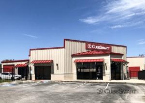 Image of CubeSmart Self Storage - Georgetown Facility at 2400 North Austin Avenue  Georgetown, TX