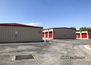 Image of CubeSmart Self Storage - Georgetown Facility on 2400 North Austin Avenue  in Georgetown, TX - View 2