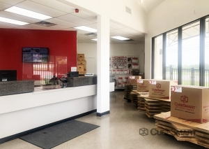 Image of CubeSmart Self Storage - Georgetown Facility on 2400 North Austin Avenue  in Georgetown, TX - View 4