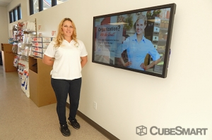 CubeSmart Self Storage - Hutto - 646 West Front Street - Photo 9