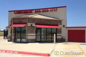 CubeSmart Self Storage - Kyle - 21400 Interstate 35