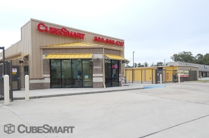 Image of CubeSmart Self Storage - Spring - 24523 Gosling Road Facility on 24523 Gosling Road  in Spring, TX - View 2
