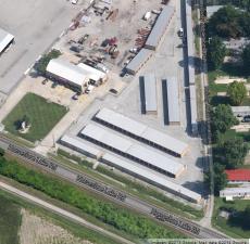 R&T Storage Facility at  4310 Horseshoe Lake Road, Granite City, IL
