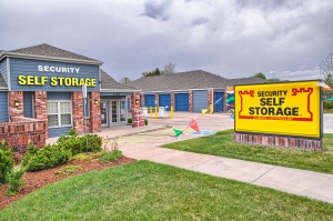 Security Self Storage - Austin Bluffs
