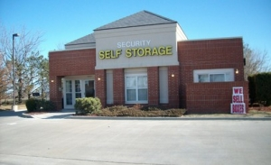 Security Self Storage - Blackbob