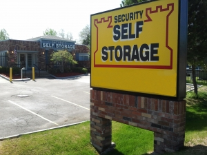 Security Self Storage - Buckley