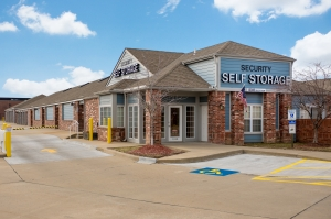 Security Self Storage - College Blvd