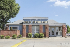 Security Self Storage - Skillman