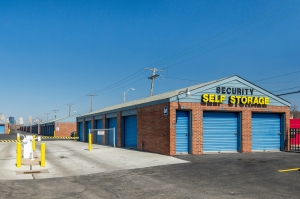 Security Self Storage - Southwest Blvd.
