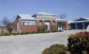 Security Self Storage - William Cannon
