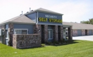 Security Self Storage - Maize Rd.