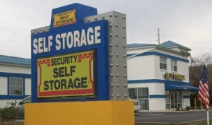 Security Self Storage - Orlando