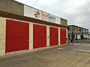 Image of StorQuest - Dallas/Denton Facility at 10333 Denton Drive  Dallas, TX