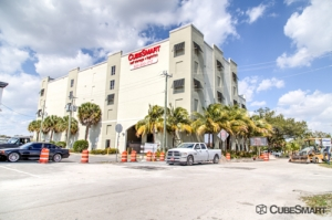 CubeSmart Self Storage - Fort Lauderdale - 901 Northwest 1st Street