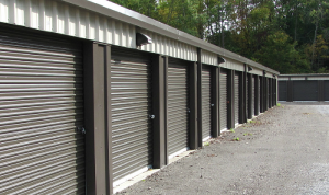 A-Plus Self Storage - West Middlesex