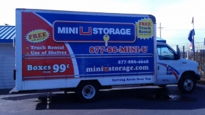 Image of Mini U Storage - Merriman Facility on 13450 Merriman Rd  in Livonia, MI - View 4