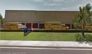 Image of Mini U Storage - Newport II Facility on 1111 Camelback St  in Newport Beach, CA - View 2