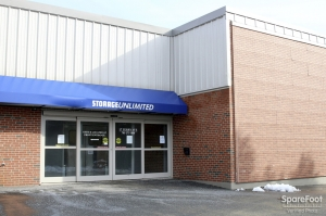 Image of Storage Unlimited Burlington Facility on 17 Terry Ave  in Burlington, MA - View 2