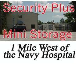Security Plus Mini Storage