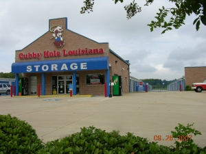 Cubby Hole Louisiana 1 Facility at  1102 East Bert Kouns Industrial Loop, Shreveport, LA