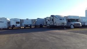 Image of Big E Self Storage Facility on 4201 Newton Road  in Stockton, CA - View 4