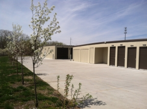 South Pacific Storage Facility at  15815 Pacific Street, Omaha, NE