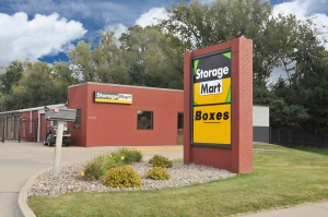 StorageMart - Douglas Ave, just east of 100th St