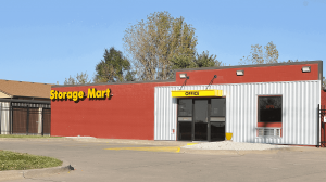 StorageMart - Merle Hay Rd, north of I-80